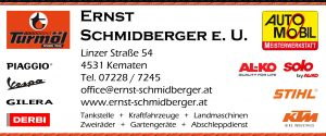 Musikkapelle Kematen-Piberbach_Sponsoren