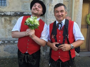 Musikkapelle Kematen-Piberbach_Hochzeit