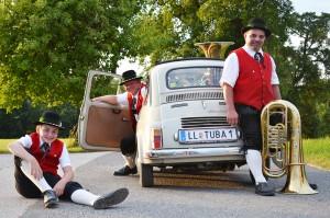 Musikkapelle Kematen-Piberbach: Register Tuba