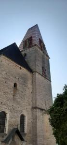 Unser neuer Kirchturm